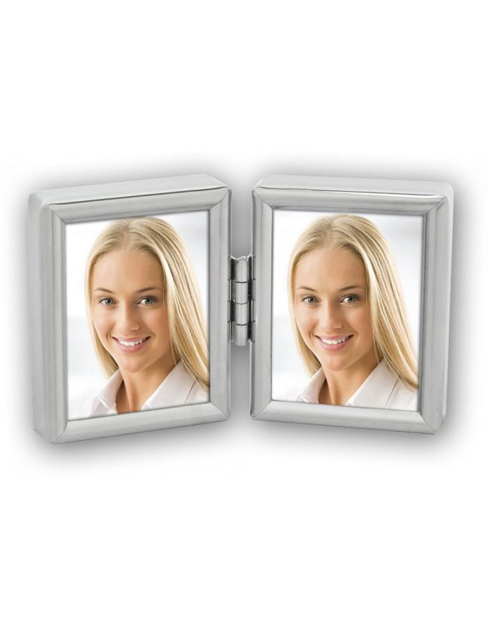 ZEP Doppel-Minirahmen 2 Bilder 3,5x4,5 cm   fotoalben-discount.de