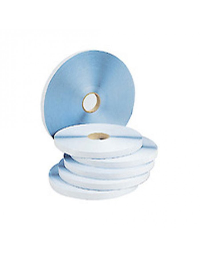 Adhesive tape, strong adhesion, 1000m, gummed with 12mm