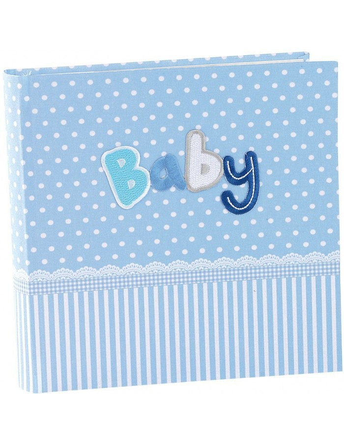 slip-in album Baby blue 200 photos 10x15 cm