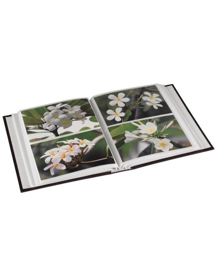 Birmingham Slip-In Album, for 200 photos with a size of 10x15 cm, brown