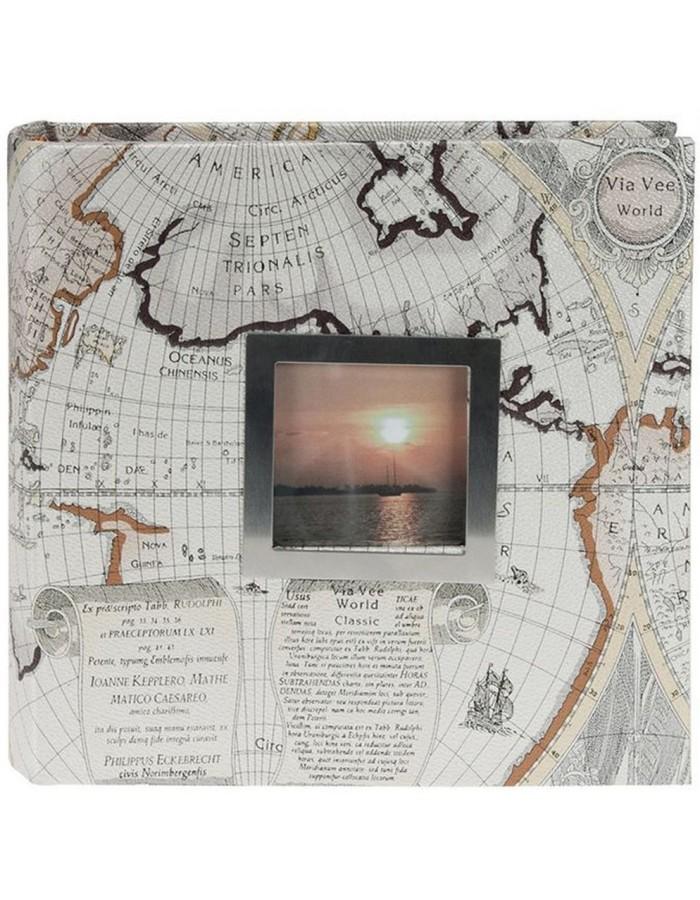 Einsteckalbum CLASSIC WORLD 100 Fotos 10/15 cm Goldbuch | fotoalben ...