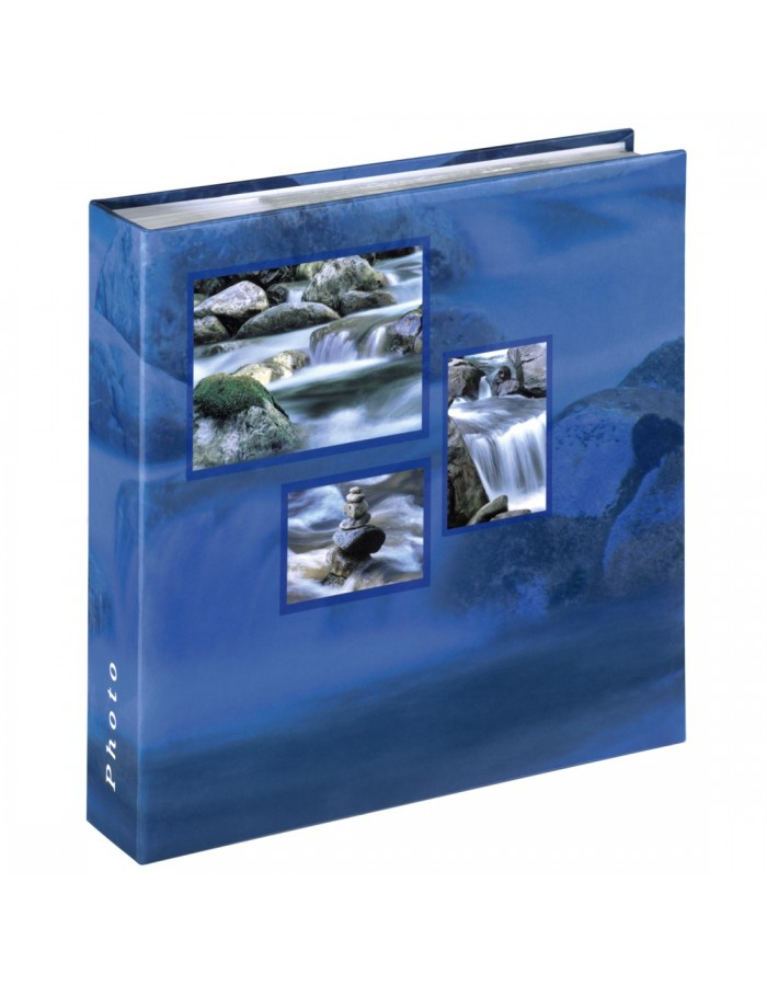 Singo Memo Album, for 200 photos with a size of 10x15 cm, aqua