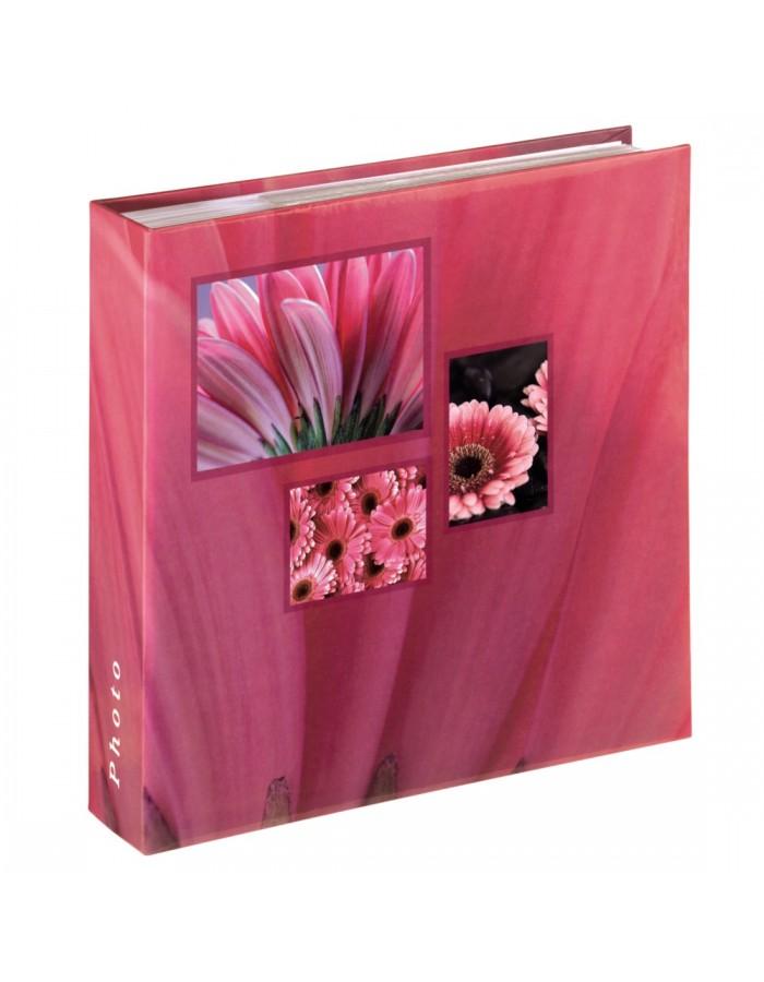 Einsteckalbum Flower Festival pink 200 Fotos 10x15 cm