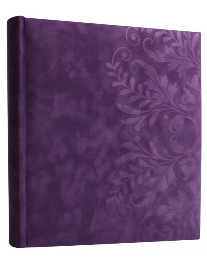 slip-in album Silhouette 200 photos 10x15 lilac