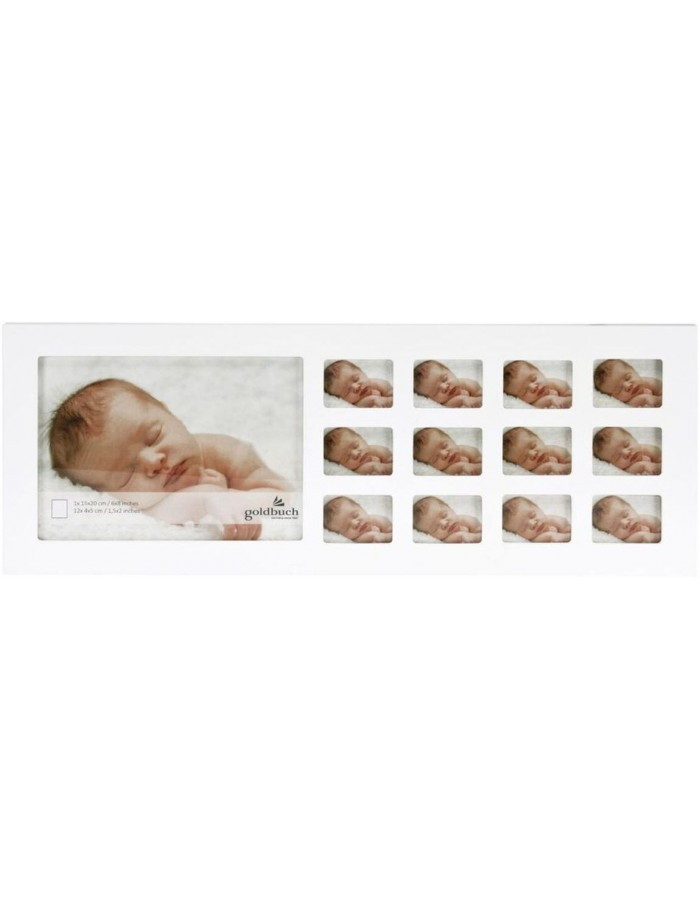 baby gallery frame FAVORITO white