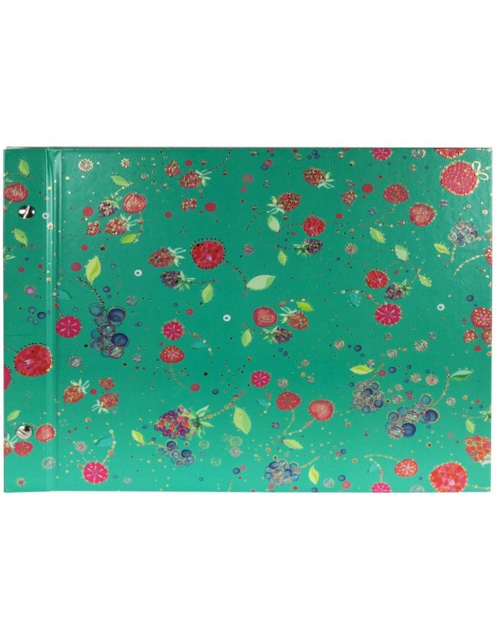 screw-bound album FRUITS GREEN 30x25 cm
