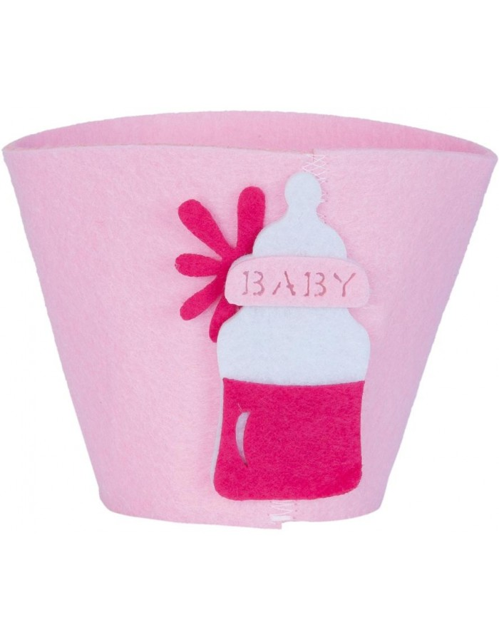 korb 63200 clayre eef in rosa. Black Bedroom Furniture Sets. Home Design Ideas