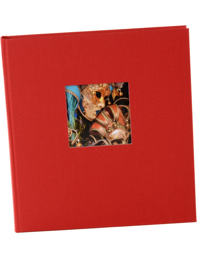 photo album Bella Vista 25x25 cm linen cover