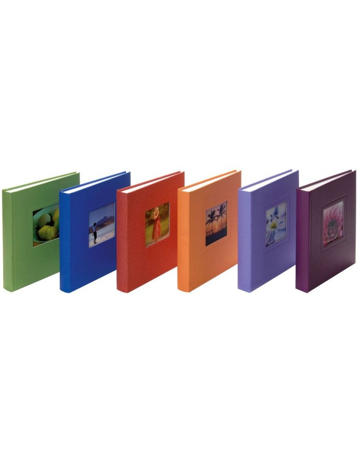 Small Photo album Colore 20x22 cm