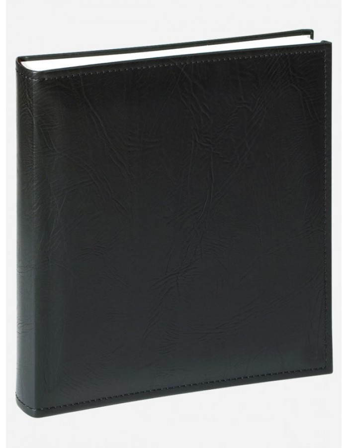 walther fotoalbum premium 34 5x43 cm schwarz wei e. Black Bedroom Furniture Sets. Home Design Ideas
