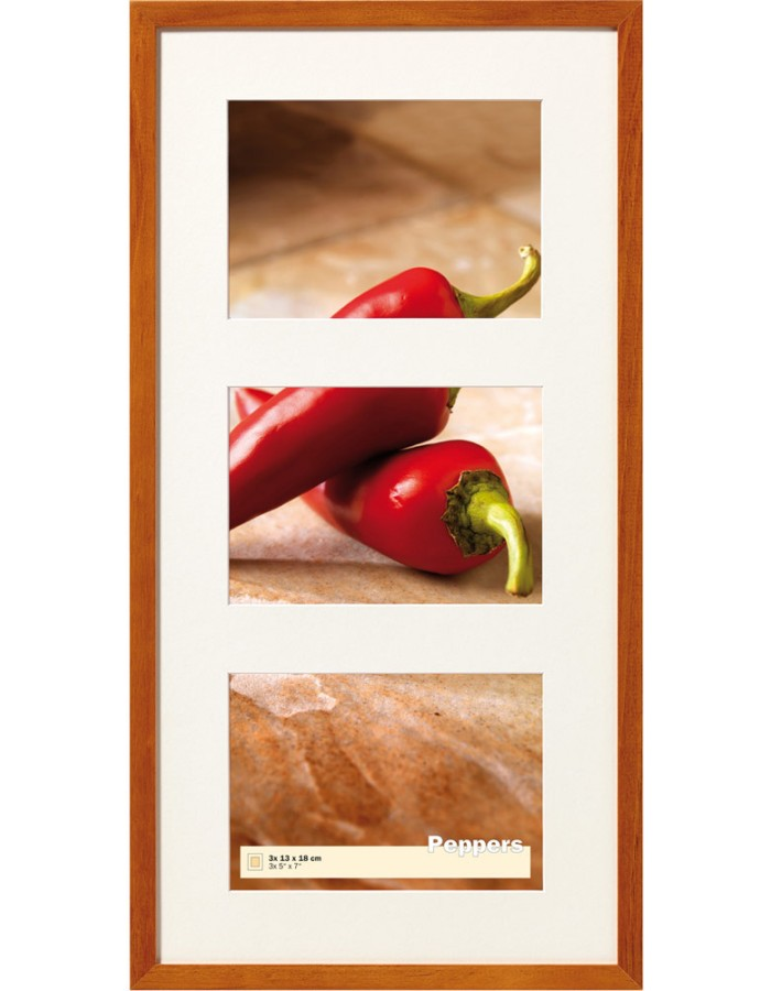 Photo Gallery Peppers 3 photos 10x15 cm and 13x18 cm
