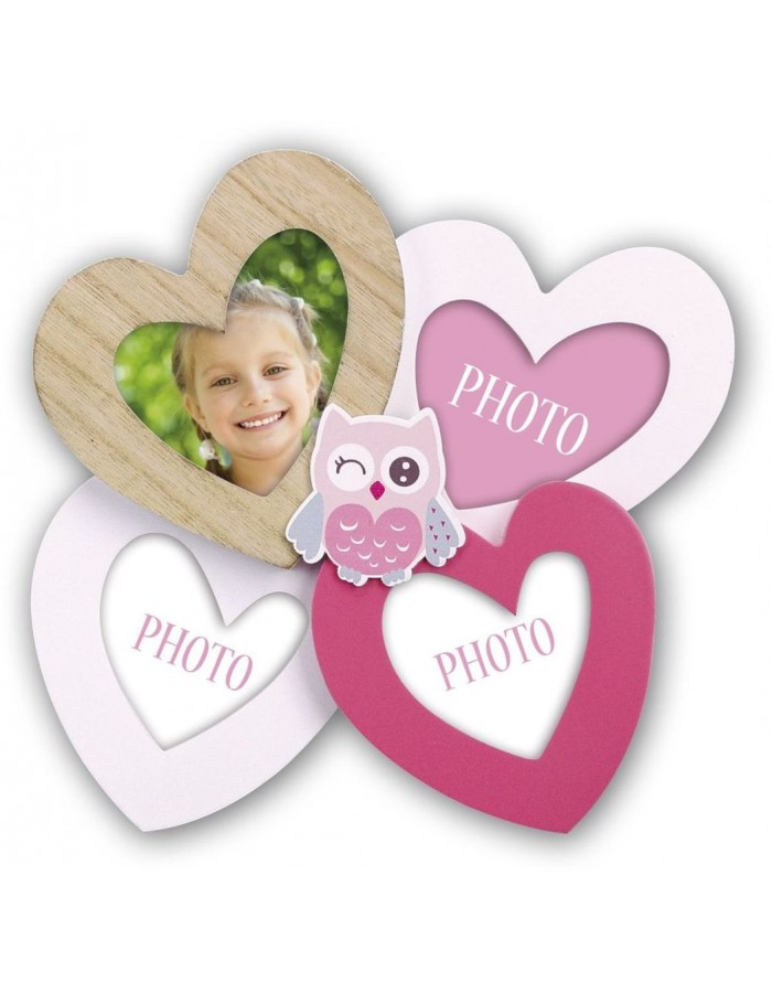 photo gallery frame VIOLA 4Q for 4 photos