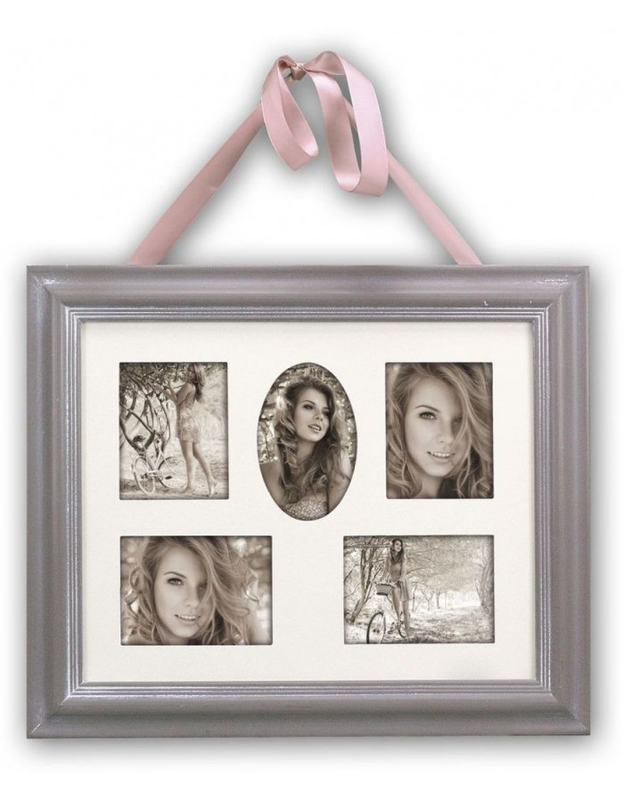 photo gallery frame VITRE for 5 photos