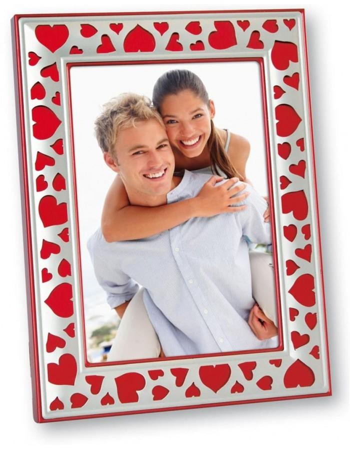 ZEP photo frame 10x15 cm ELENA with heart bar | fotoalben-discount.de