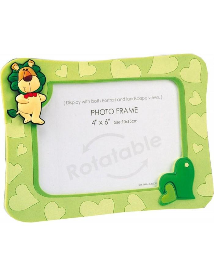 Foto Fun Bilderrahmen Löwe für Kinder