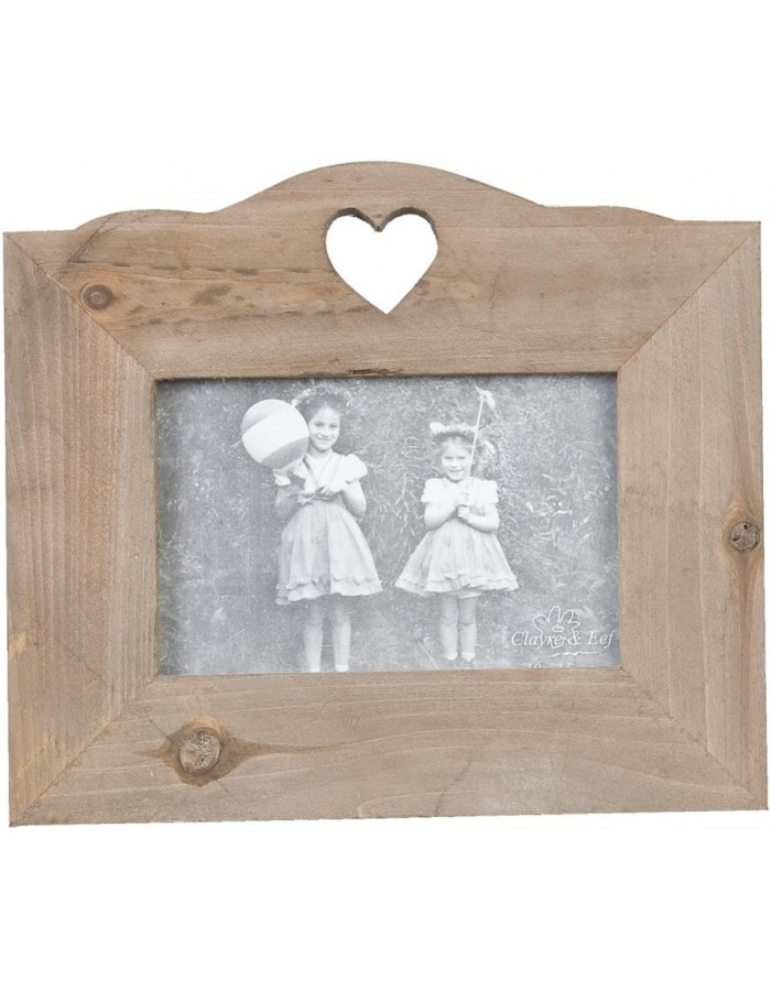 Photo frame 15x10 cm wood Landscape