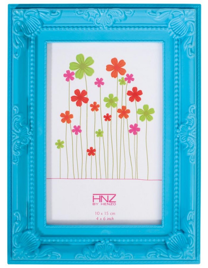 Henzo Plastic Frame Colour Barock Fotoalben Discount De
