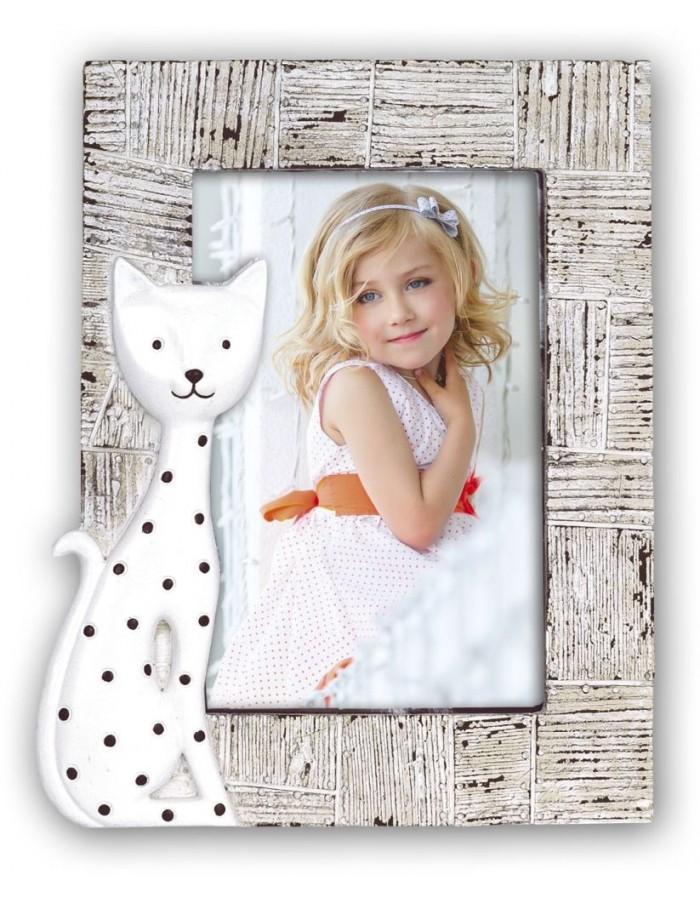 Katzen Bilderrahmen Akira 10x15 cm | fotoalben-discount.de