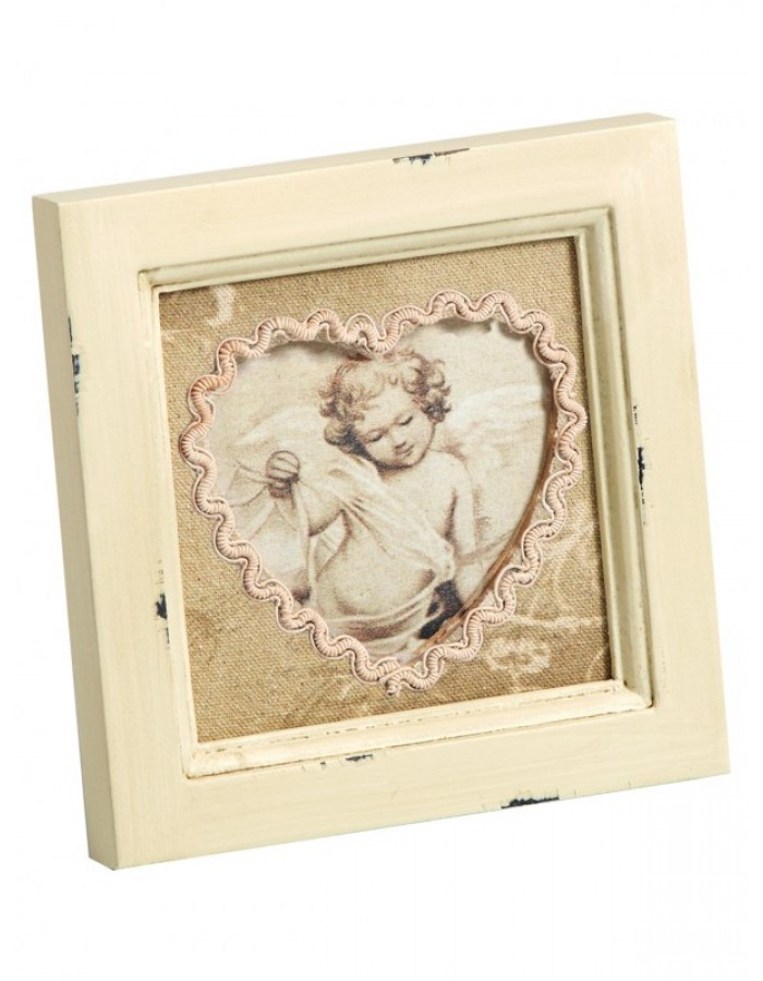 Walther photo frames Angel 10x10 cm Sweetheart | fotoalben-discount.de