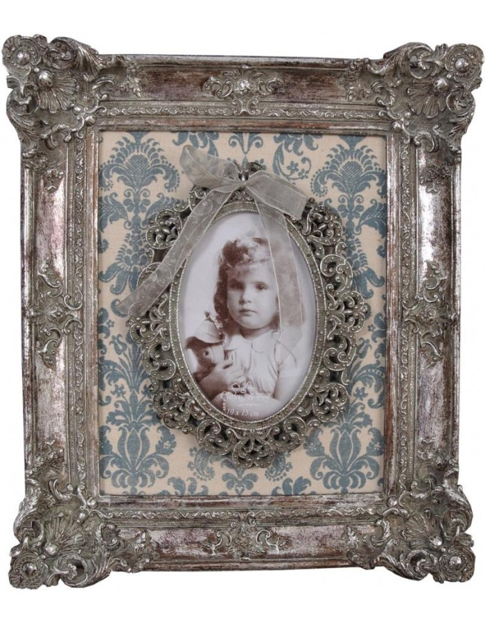 Clayre Eef 2947 baroque picture frame Kingdom 10x15 cm  : Fotorahmen Clayre Eef 10x15 cm from www.fotoalben-discount.de size 700 x 900 jpeg 201kB