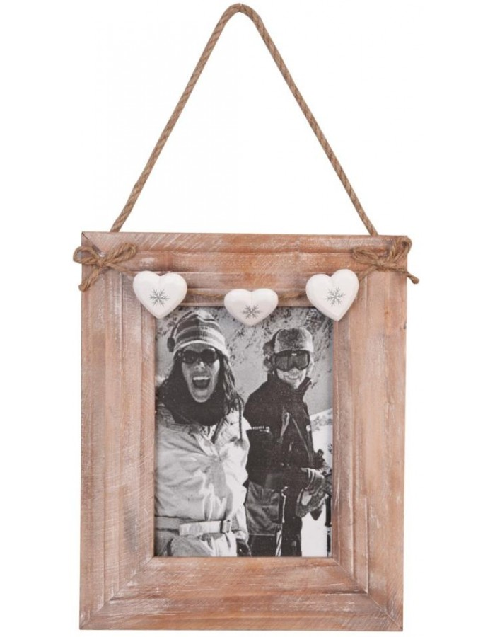 Photo frame 22x37 cm for Winter 13x18 cm