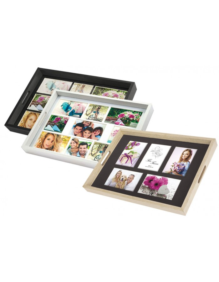 KIARA photo tray for 5 or 9 photos