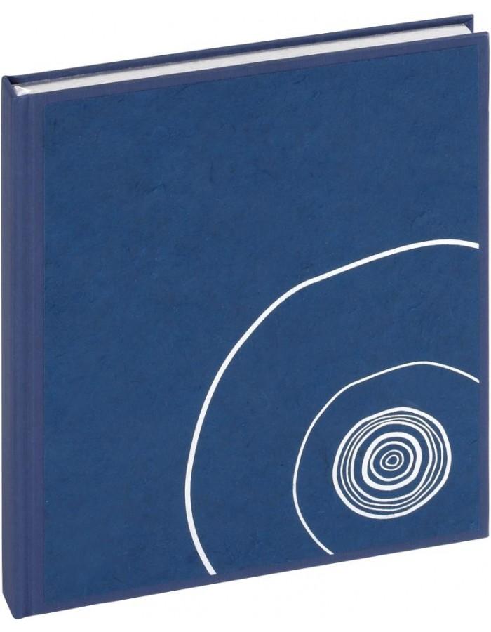 Gästebuch Lazuli blau 20x24 cm Panodia | fotoalben-discount.de