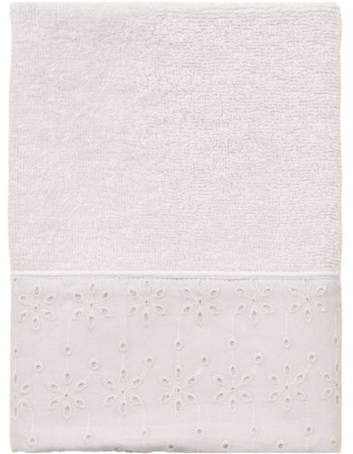 guest towel 30x50 cm Clayre-Eef lilac