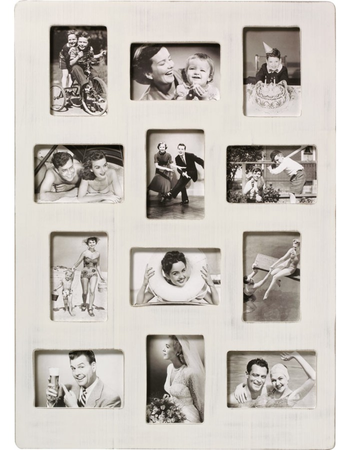 Gallery frame Kerry 3 and 12 photos 10x15 cm