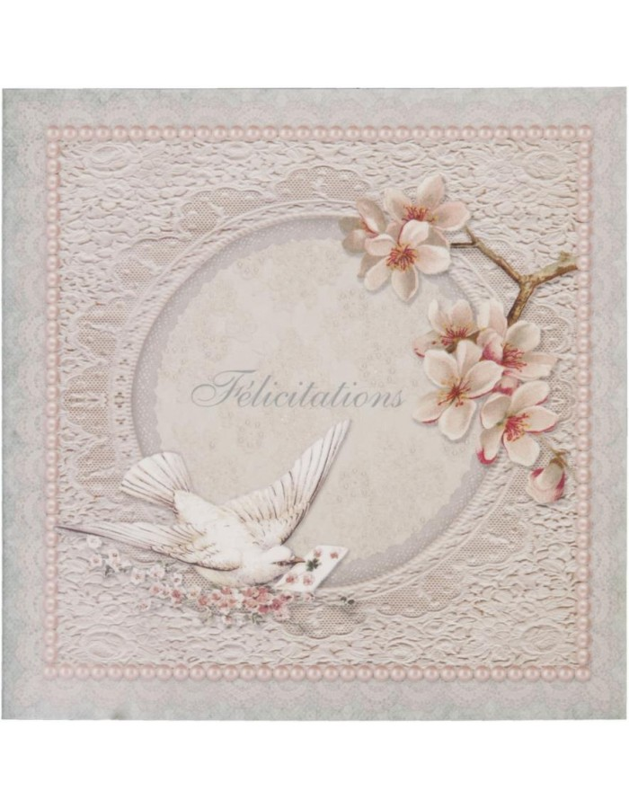 greeting card wedding French