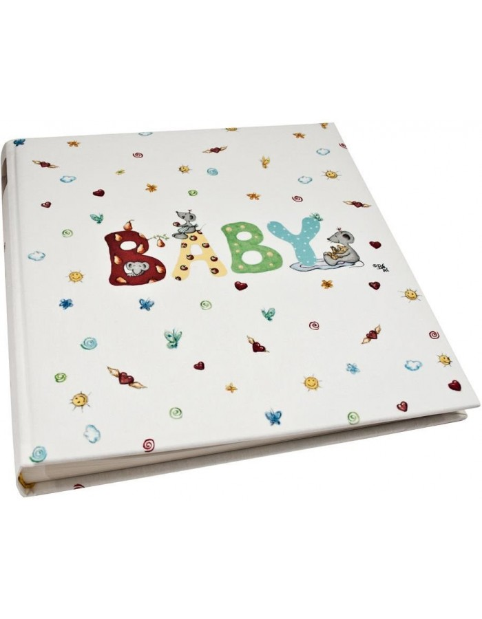 Goldbuch BABY Photo Album Bärbel Haas