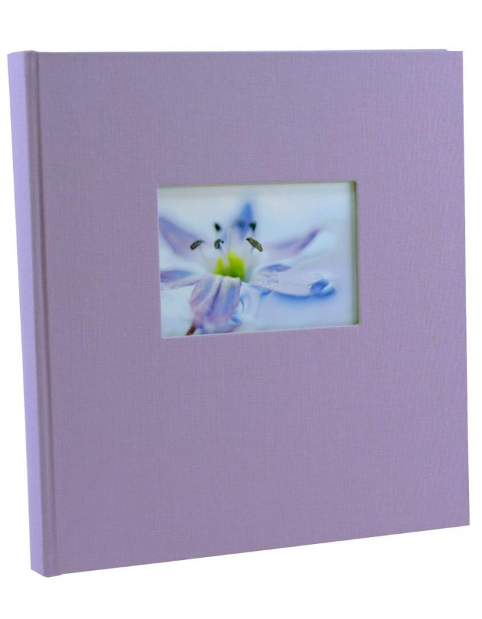 Goldbuch photo album LA VITA lilac