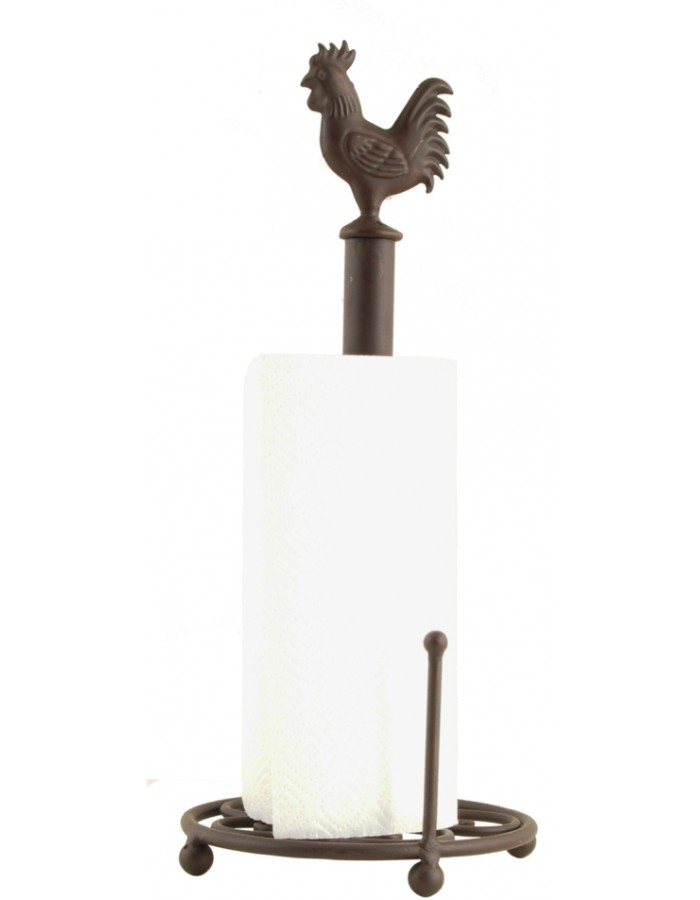 Kitchen roll holder 18x43 cm COCK