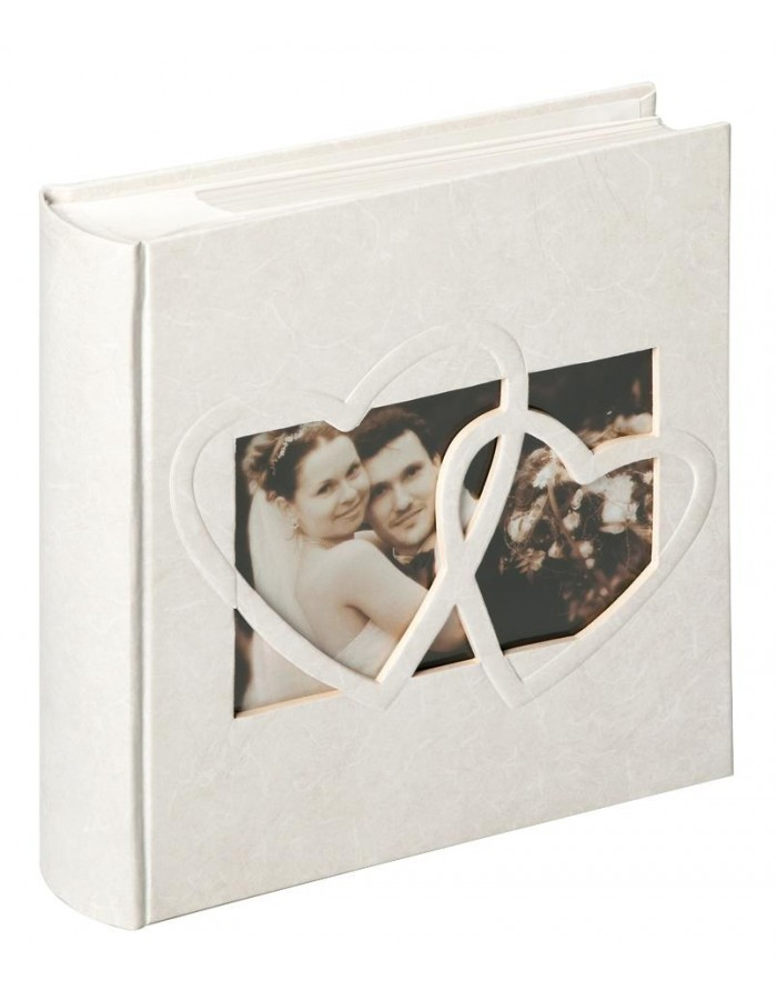 wedding slip-in album Sweet Heart 200 photos 10x15 cm