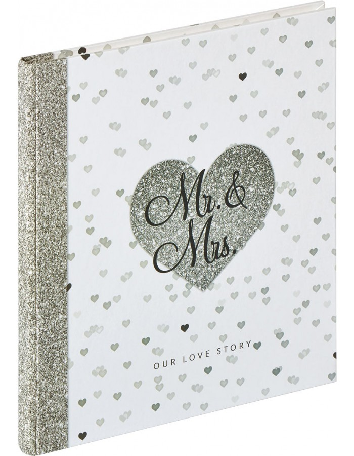 Wedding guestbook Our Love Story