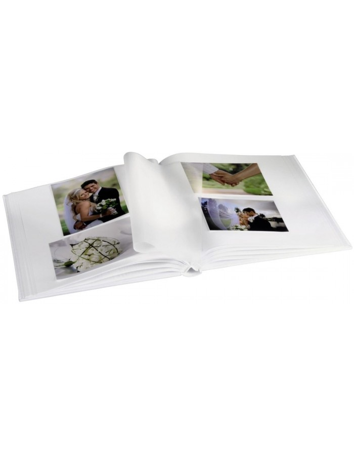 Venezia Bookbound Album, 29x32 cm, 50 white pages