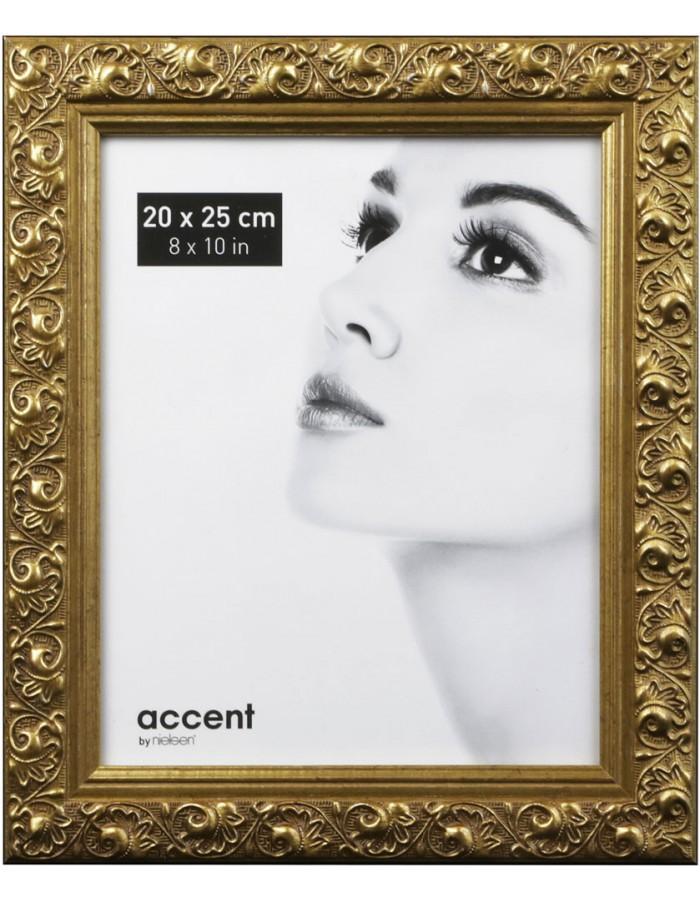 Wooden Frame Arabesque 18x24 Cm Gold Nielsen Fotoalben Discountde