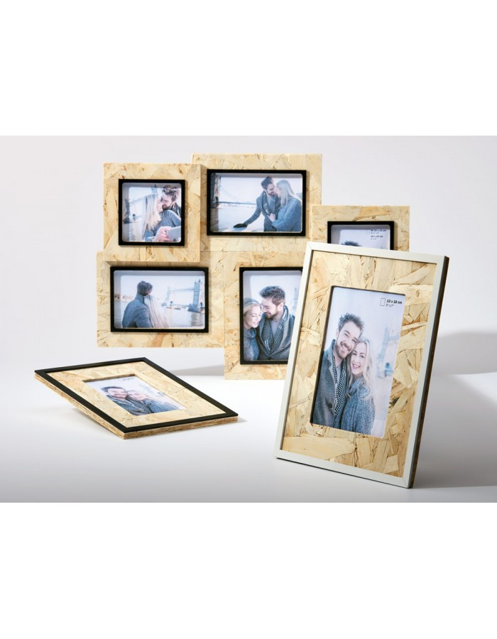 Wooden frame chip 10x15 cm, 13x18 cm and 15x20 cm