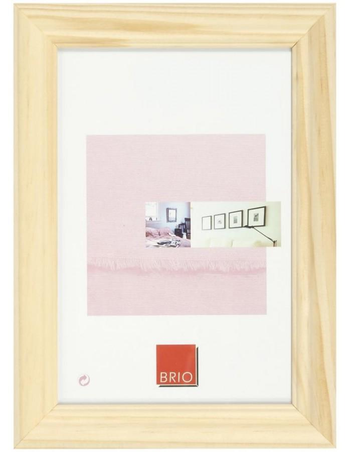 Holzrahmen Circee 20x30 cm natur Brio | fotoalben-discount.de