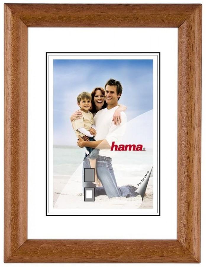 Holzrahmen Oregon breit 28x35 cm kork Hama | fotoalben-discount.de