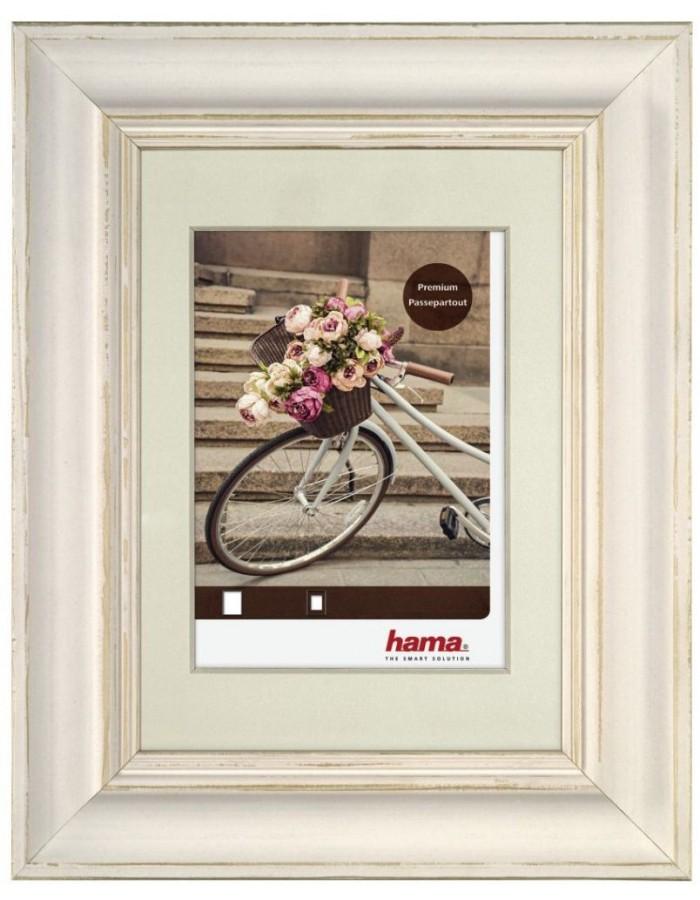 Hama Rahmen Velo - Landhausrahmen 20x30 cm weiß
