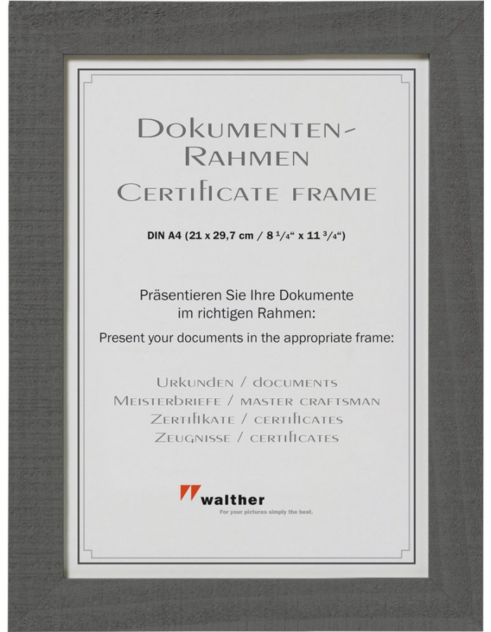 Walther Holzrahmen HOME 10x15 cm bis 70x100 cm