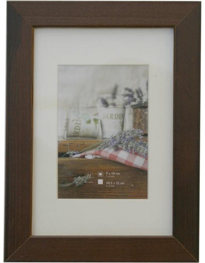40x60 cm Bilderrahmen Jardin wenge Henzo   fotoalben-discount.de