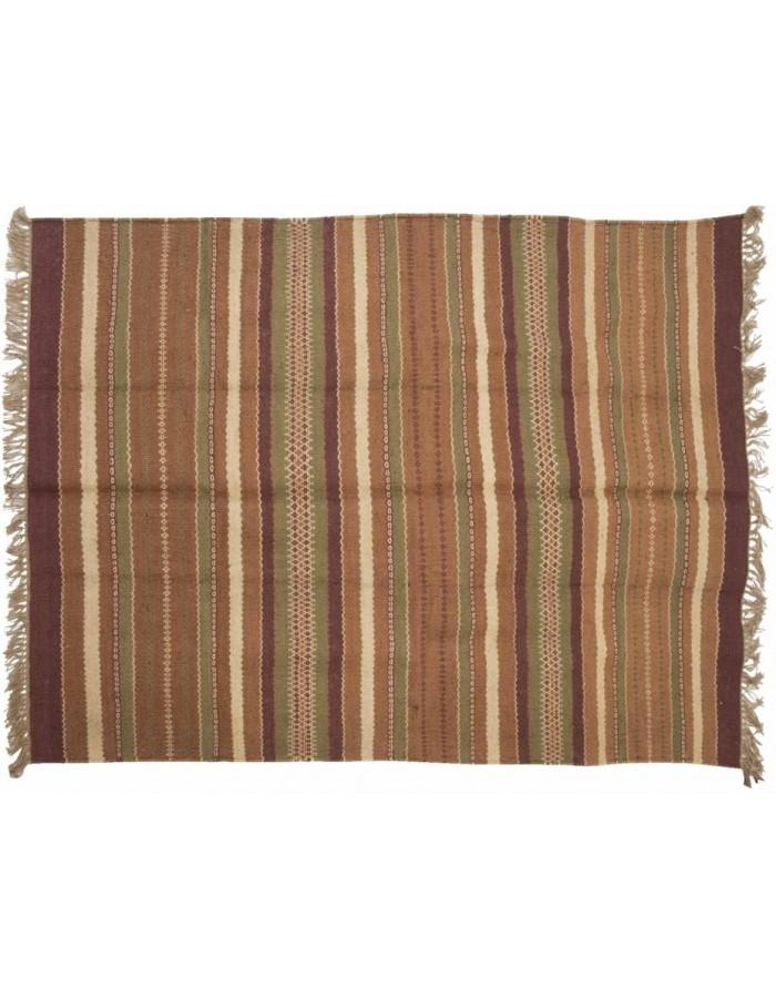 Clayre Eef Jute Teppich Im Indianer Stil 140x200 Cm Fotoalben Discou
