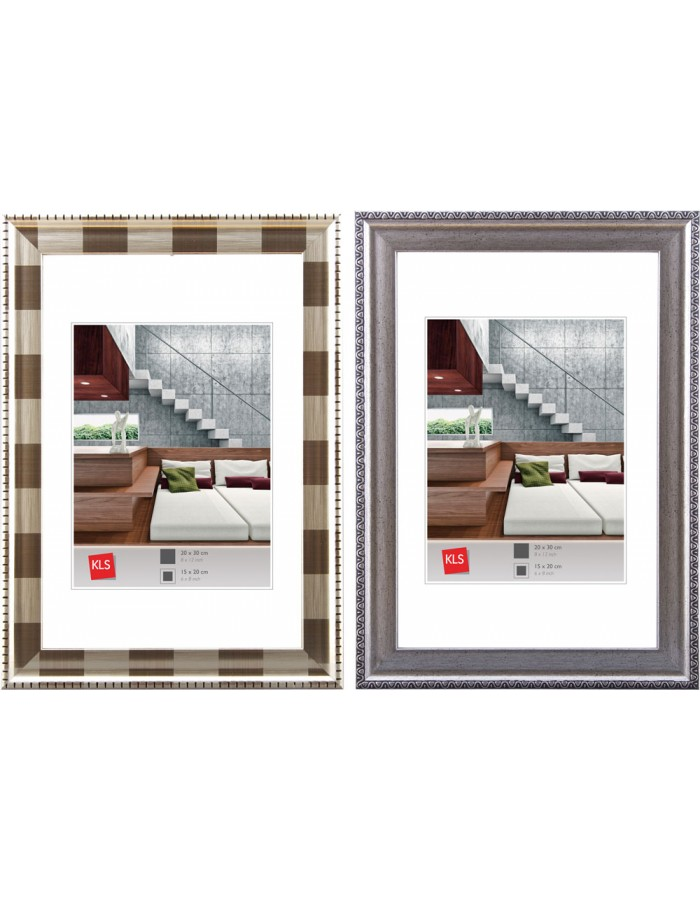 KLS KLS plastic frames Series 48 - sizes 13x18 cm and 20x30 cm ...