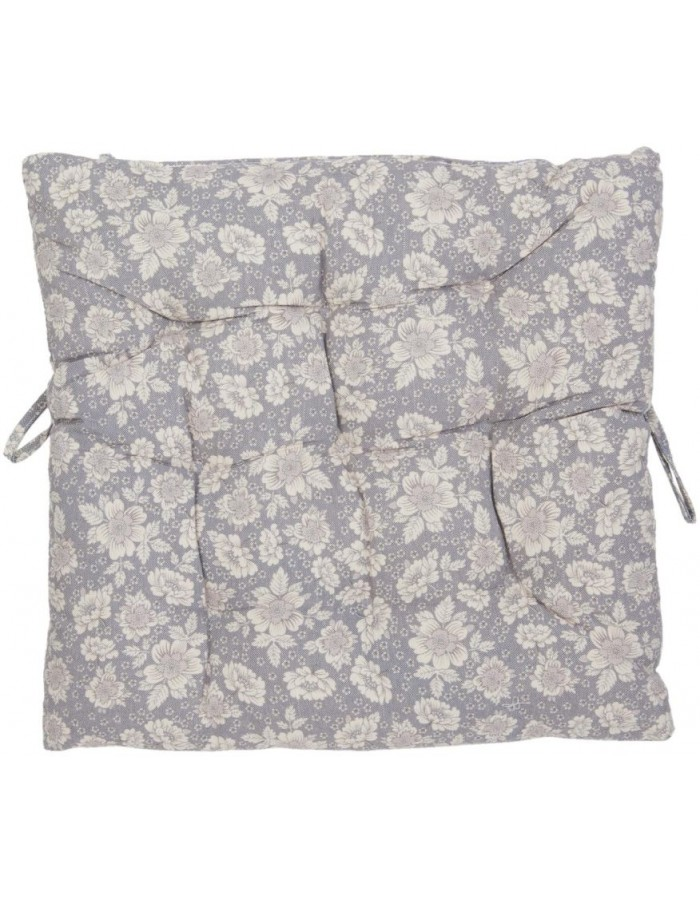 pillow with foam material blue - KT029.005 Clayre Eef
