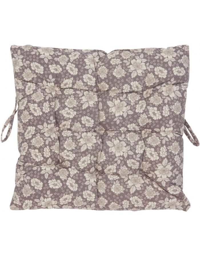 pillow with foam material grey - KT029.006 Clayre Eef