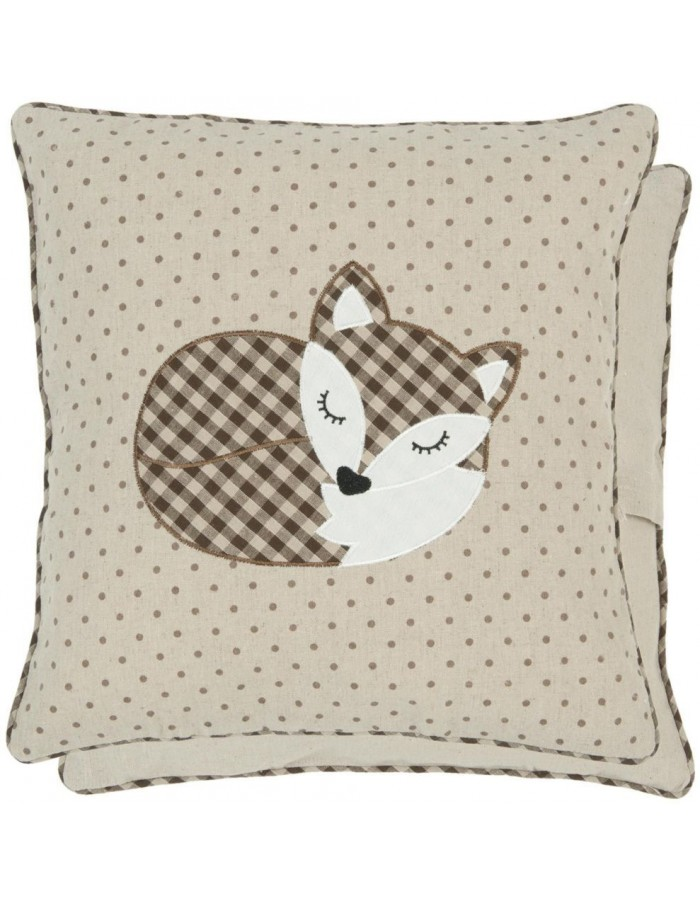 pillowcase chocobrown - KT020.043CH Clayre Eef