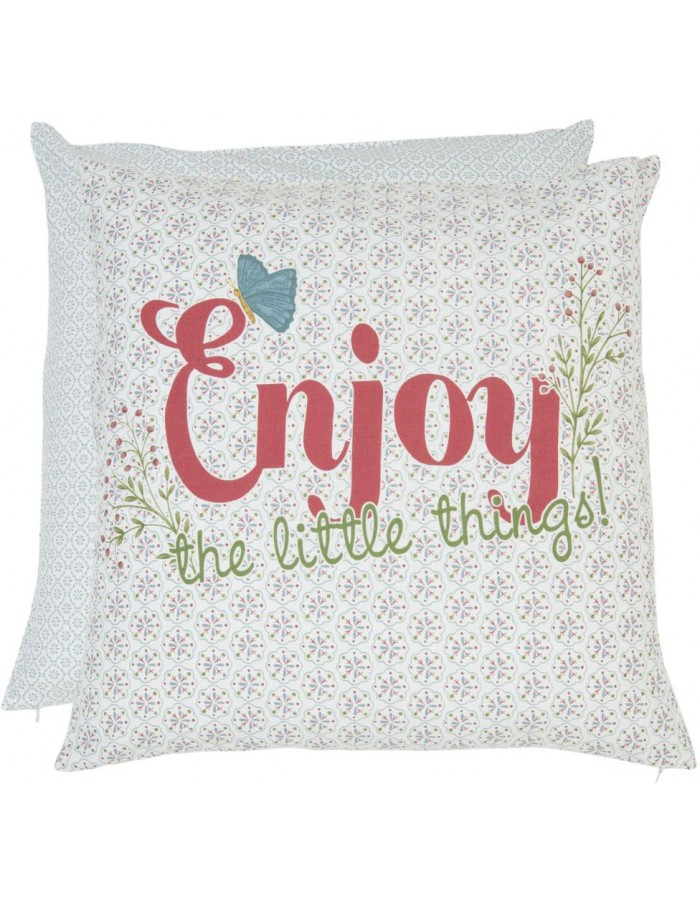 pillowcase red - CET30 Clayre Eef