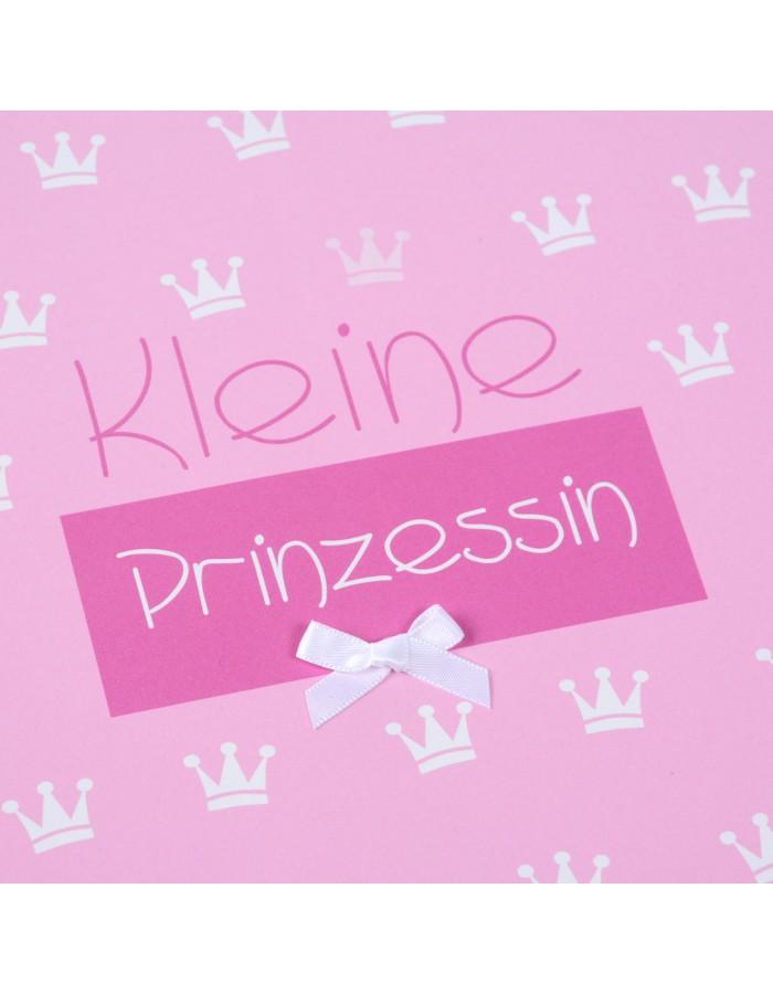 Goldbuch Babyalbum rosa Kleine Prinzessin  fotoalben ...